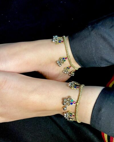 Anklets - ABW-09